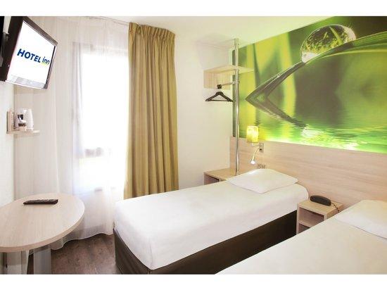 Hotel Inn Design : Twin ou grand lit, pour affaire ou pour loisir