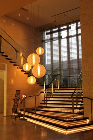 Hotel Sunroute Plaza Shinjuku : Receptionen