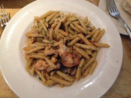 The Cheesecake Factory : pasta