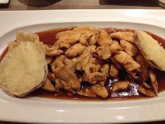 Mirai Sushi: Chicken Teriyak