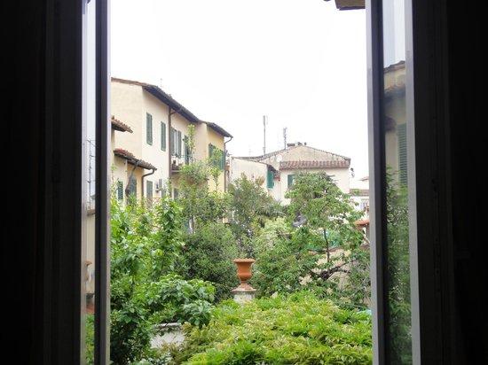 B&B Le Contesse Florence : Giardino