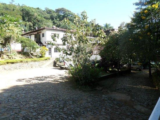 Hotel Fazenda Caluje: Sede