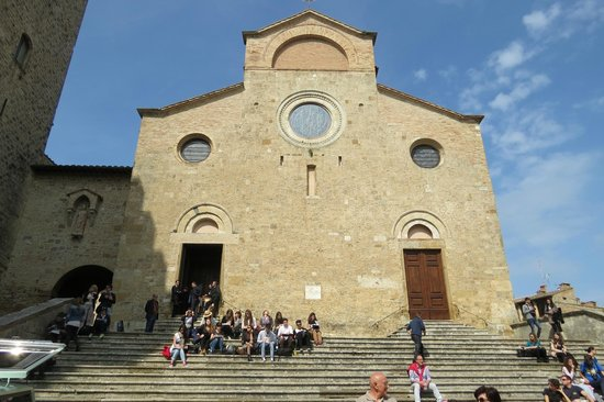 Collegiata di Santa Maria Assunta - Duomo di San Gimignano: Duomo of San Gimignano