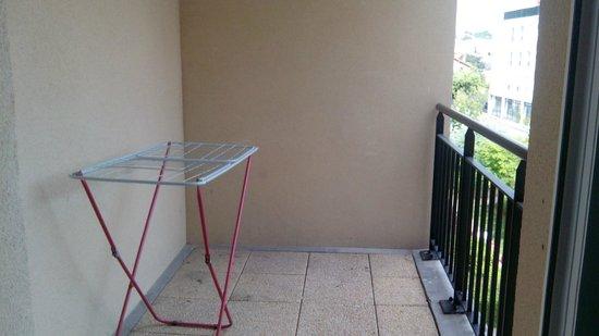 City Residence Bry sur Marne : Le balcon