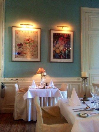 Park Restaurant: Classy setting