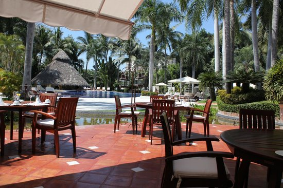 Casa Velas : Another view from Emiliano's