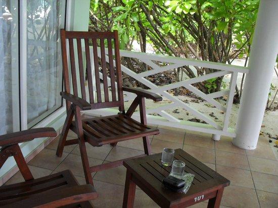 Sun Island Resort and Spa: выход из номера