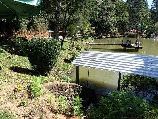 Hotel Fazenda Caluje: Vale do Sol - Lagoa para pesca