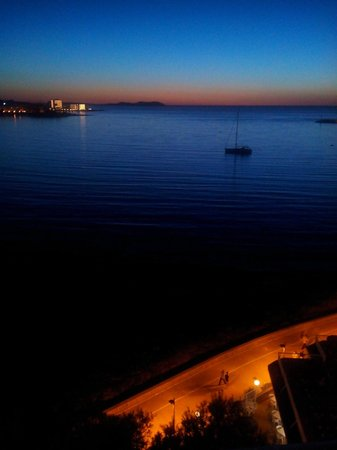 Intertur Hotel Hawaii Ibiza : vue nuit
