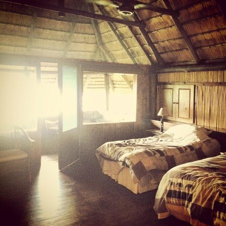 Nkwazi Lake Lodge : Room