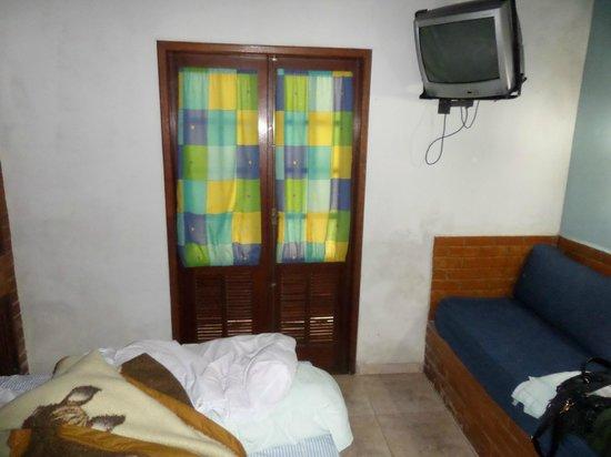 Hotel Fazenda Caluje: Quarto