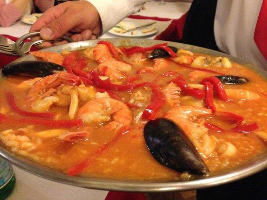 Restaurant Commerce: Marinera