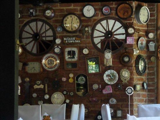 Hotel Fazenda Caluje: Restaurante