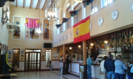 Bar in Hotel La Palmosa