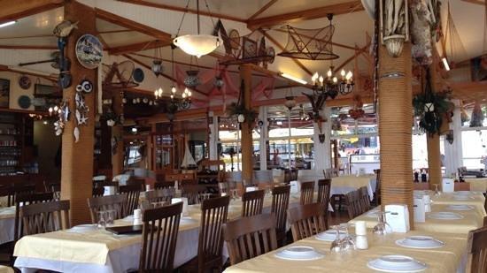 Yosun Restaurant: Yosun, la salle