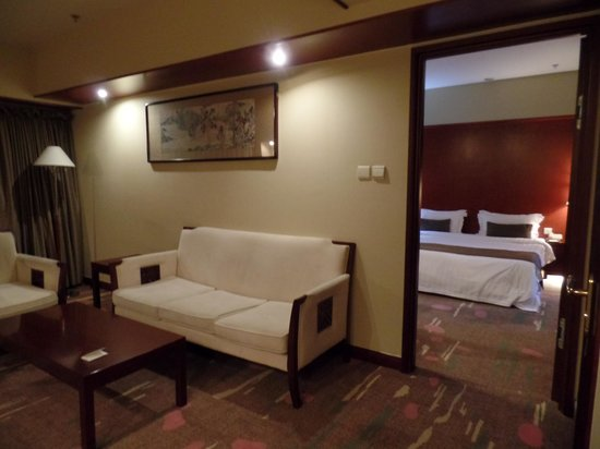 Xizhao Temple Hotel (King Talent Hotel) : zithoek