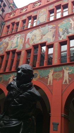Altstadt: cortile