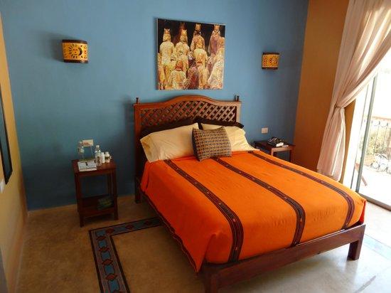 Casa Del Maya: Our room