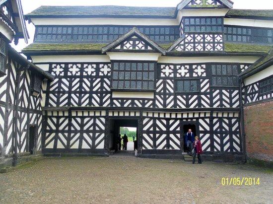 Little Moreton Hall: Tudor Times