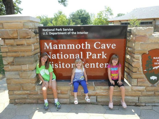 Mammoth Cave National Park: #TripleA at Mammoth Cave
