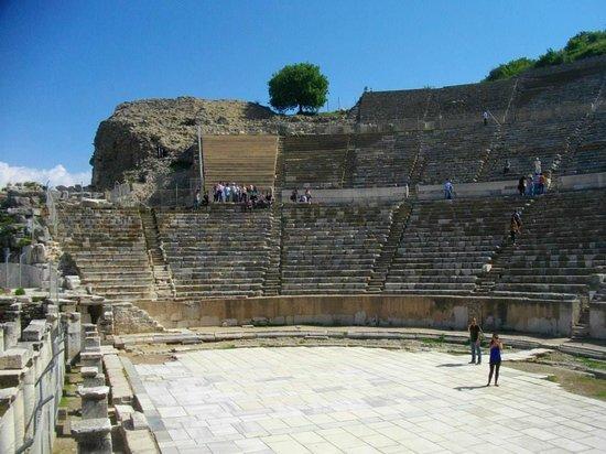 Ephesus Tours : L'amphithétre