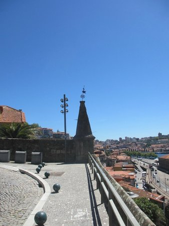 Porto Free Tour : View from Siren's house