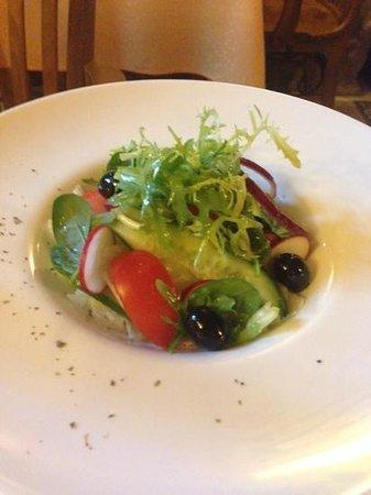 Stora Antis: Side salad