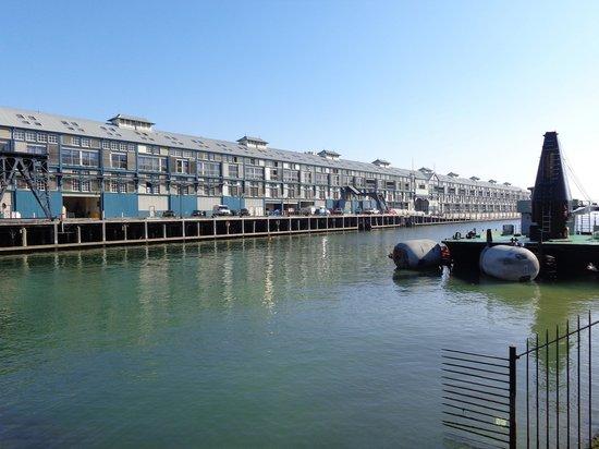 Woolloomooloo Wharf: otra vista