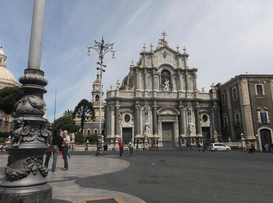 Duomo di Catania: facciata principale