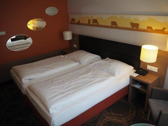 Ameron Hotel Flora Luzern: Zimmer