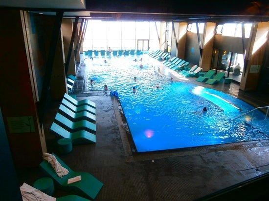 Hôtel les bains de Cabourg : Thalasso
