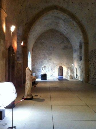 Museo Civico Castello Ursino : Salone del Museo civico
