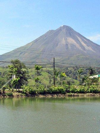 Hotel Montaña de Fuego Resort & Spa: excelente vista