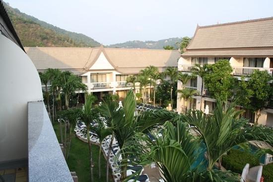 Centara Kata Resort Phuket: Fra værelset