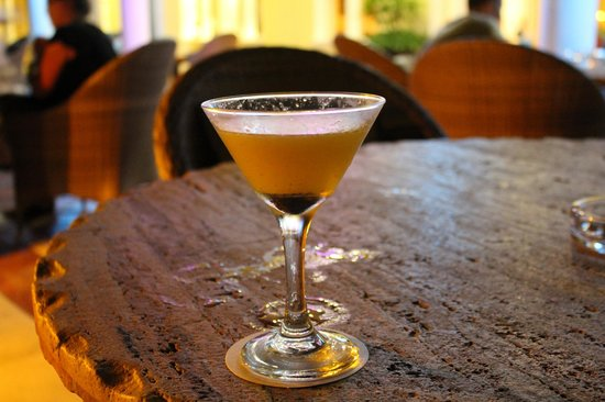 Casa Velas: Passion fruit martini - YUM