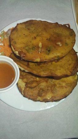 Kerala Cafe: Kathrikka Fry