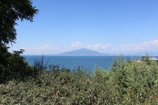 International Camping Nube d'Argento: Blick von der Einfahrt