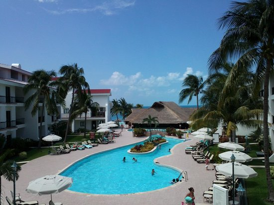 The Royal Cancun All Suites Resort: ALBERCA