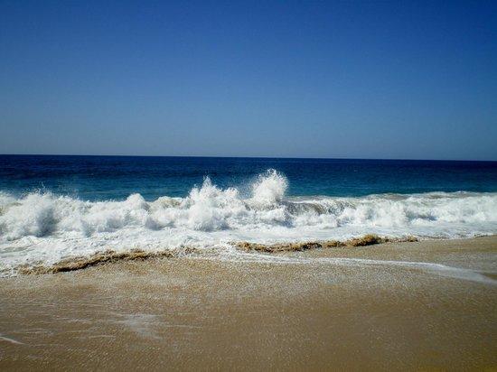 Hacienda del Mar Los Cabos : Beautiful view of the Sea of Cortez from the resort