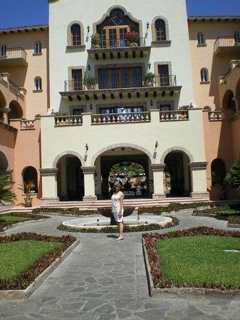 Hacienda del Mar Los Cabos : Resort front