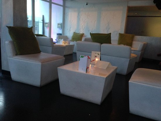 The Penthouse: part bar view