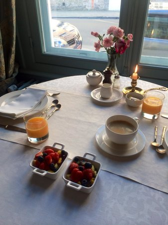 B&B de Corenbloem: Good morning