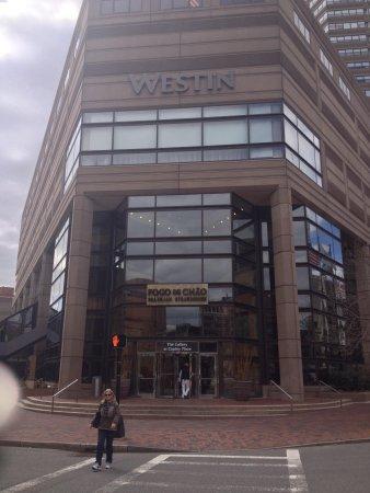 The Westin Copley Place, Boston: Fogo de Chao Entrance