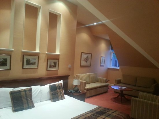 Sherbrooke Castle Hotel: Room 34
