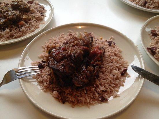 Raggas: Brown Stew Chops