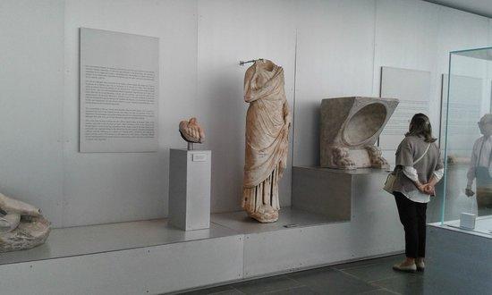 Conjunto Arqueológico Baelo Claudia: Museum
