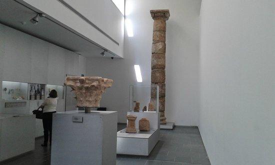 Conjunto Arqueológico Baelo Claudia: Baelo Claudia  museum