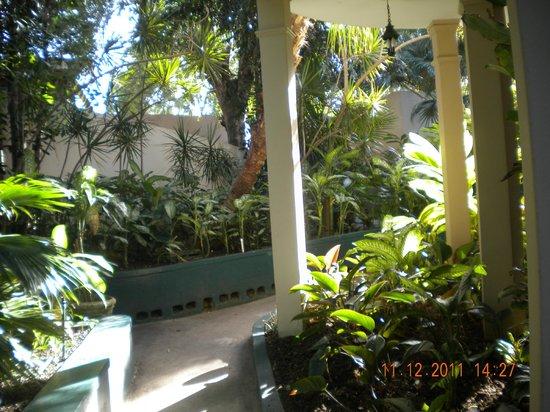 Sandals Royal Plantation: grounds