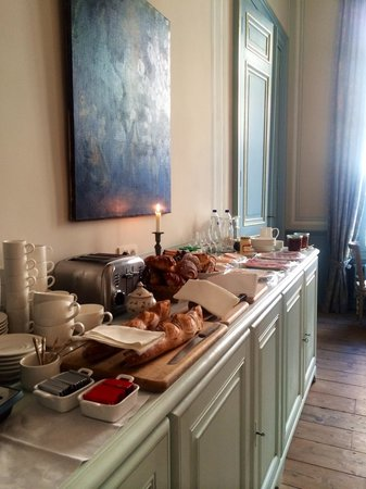 B&B de Corenbloem: Breakfast