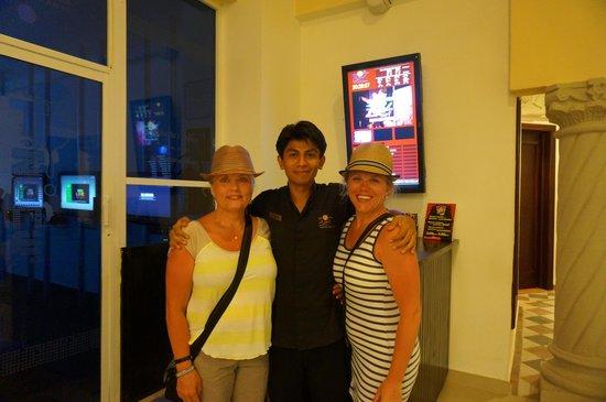 Gran Porto Resort: Josue!